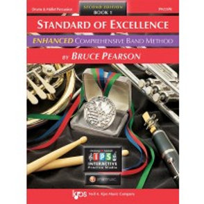 Standards of Excellence Beginning Band Bundle for Percussion
