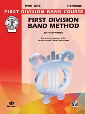 First Division Beginning Band Bundle for Trombone