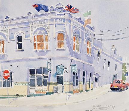 London Tavern, Paddington, Sydney