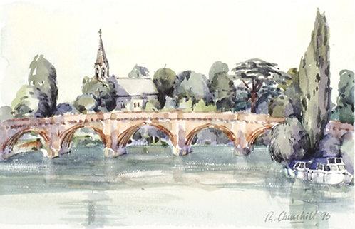 Bridge at Clifton Hampden