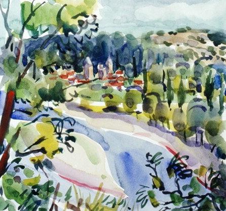 Dordogne at Gluges