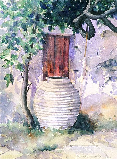 Ionian Storage Pot