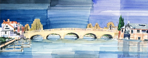 Bridge at Henley-on-Thames