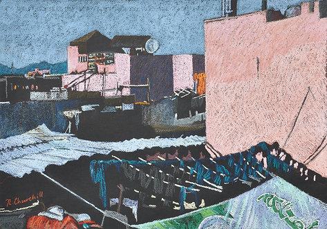 Dyer's Souk IV, Marrakech