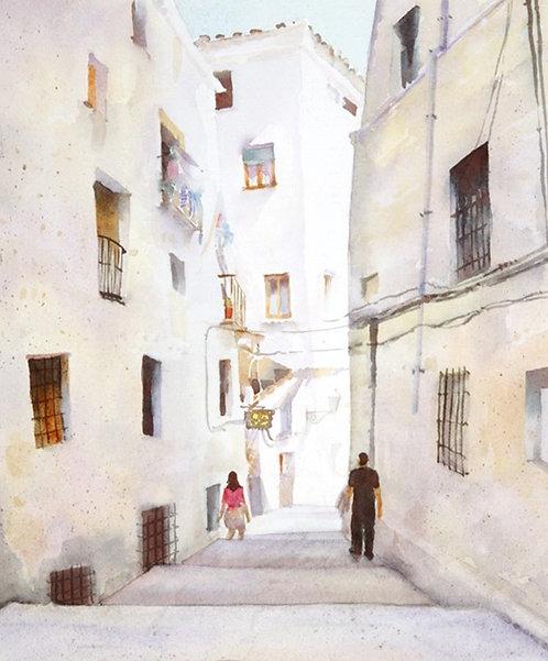 Castilian Streetscene