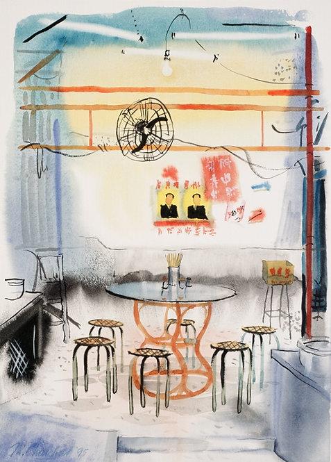 Cafe Interior, Shek O