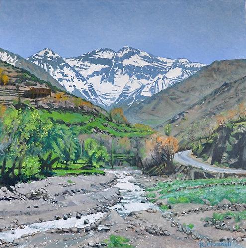 Mountain View, Road to Imlil