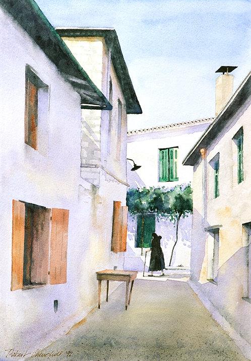 Ionian Streetscene
