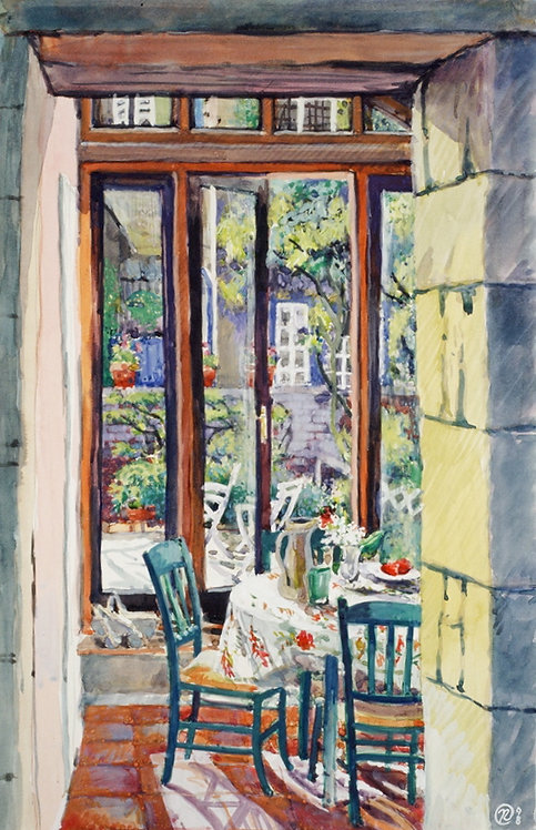 Conservatory View, Chipping Campen