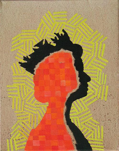 The Orange Checkered Dream