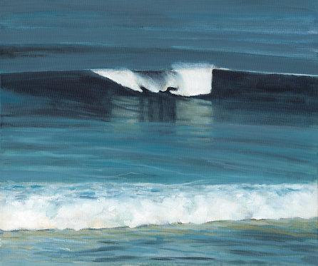 Breaking Wave, Polzeath