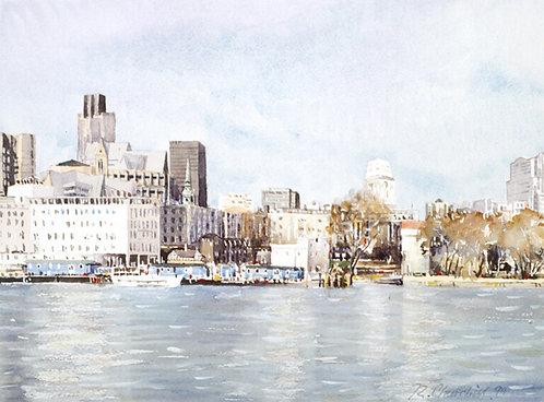 The City of London (pre-gherkin)