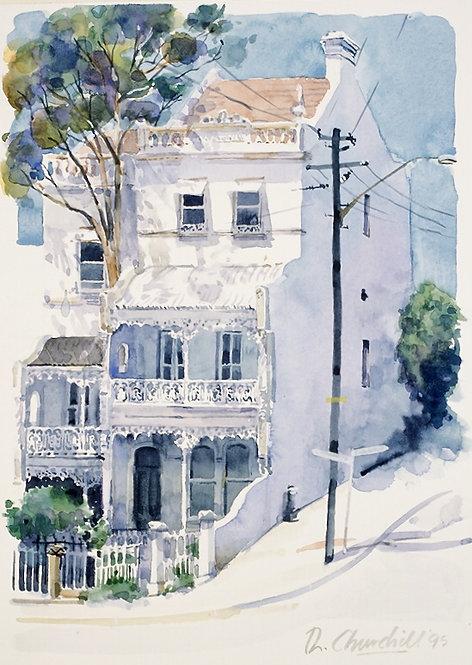 White House, Woollahra, Sydney