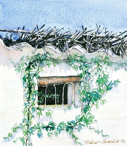 Andalusian Window