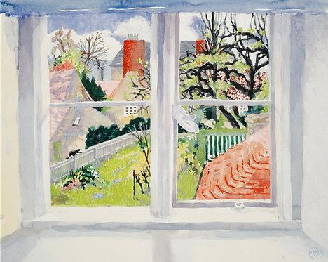 Garden View, Overbury