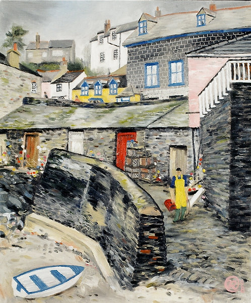 Fisherman's Stores, Port Isaac