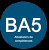 BA5 logo