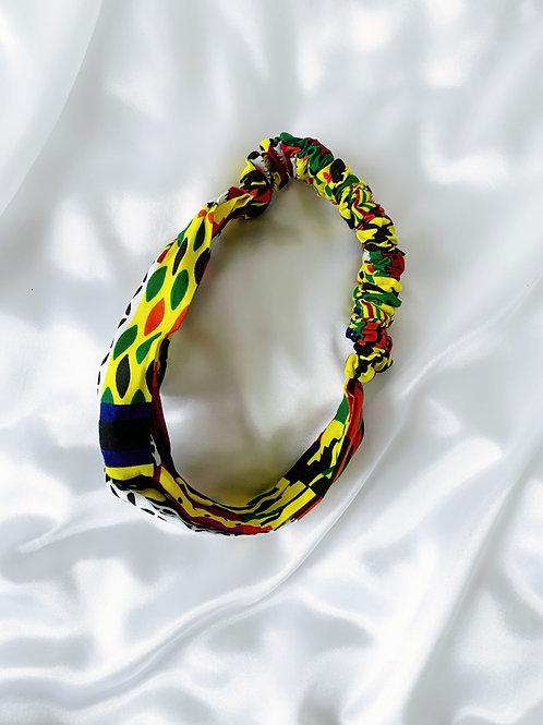 Lorikente Ankara Headband
