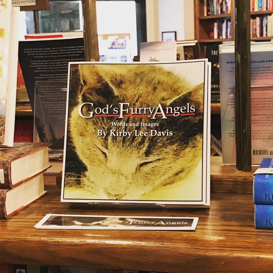 On display at OKC's Full Circle Bookstore