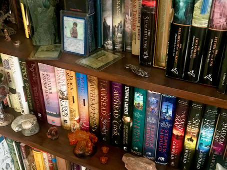 Tales from the shelves: Looks at my books!