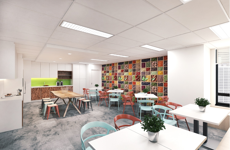 IPC - Interior Design(Pantry)