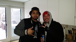 Jeremy Pape and Chris Rivers