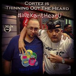 Cortez and Saint Joe_#poundsandnumbers #WeKantHearU