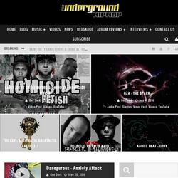 The Underground Hip Hop