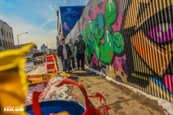 Graff in NY
