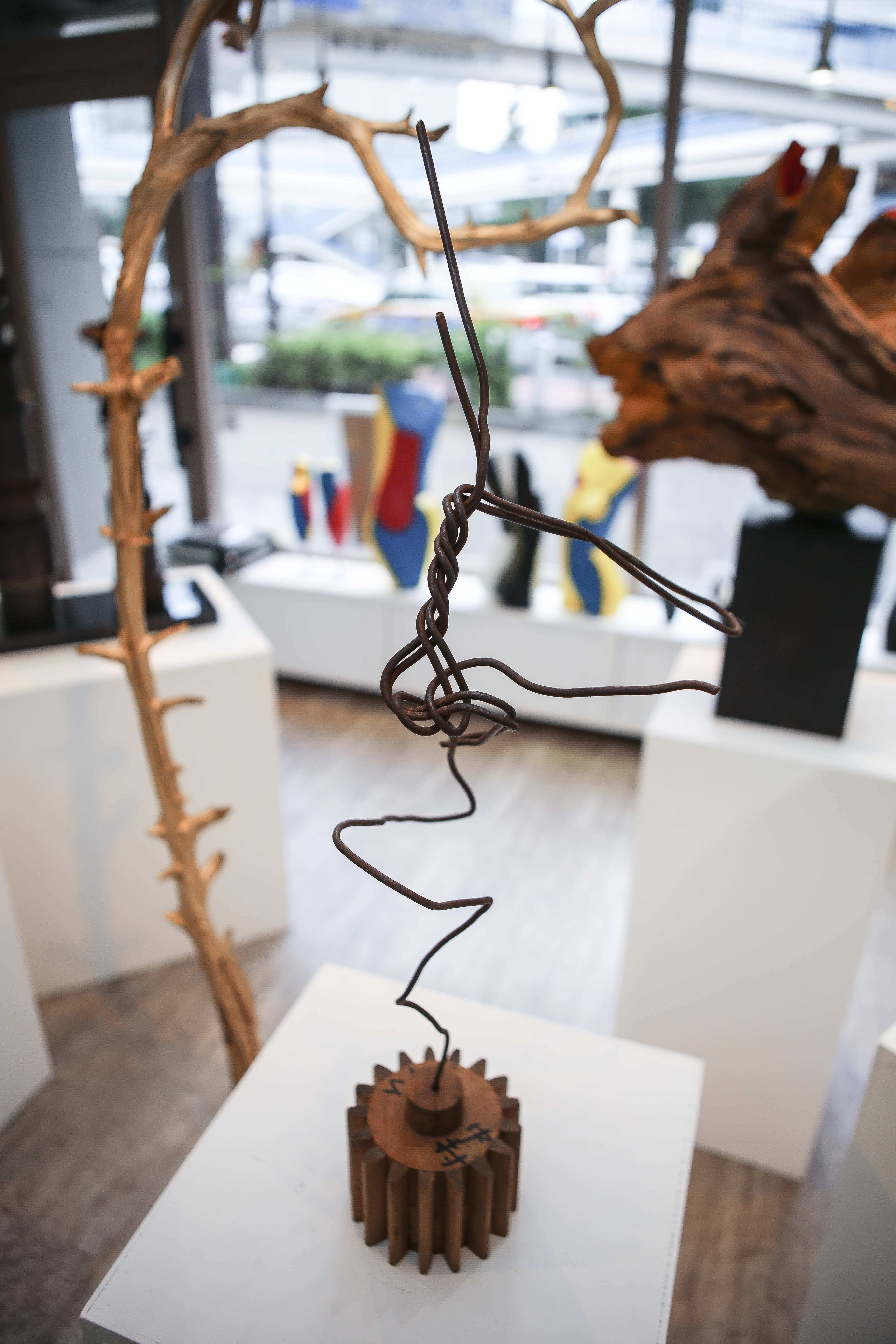 Exhibition Mineo Kuroda