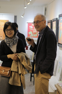 Exhibition Mr.Roger Camous