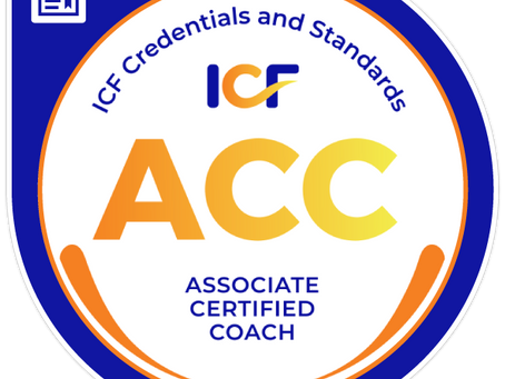 My journey from Coach to Certified Coach