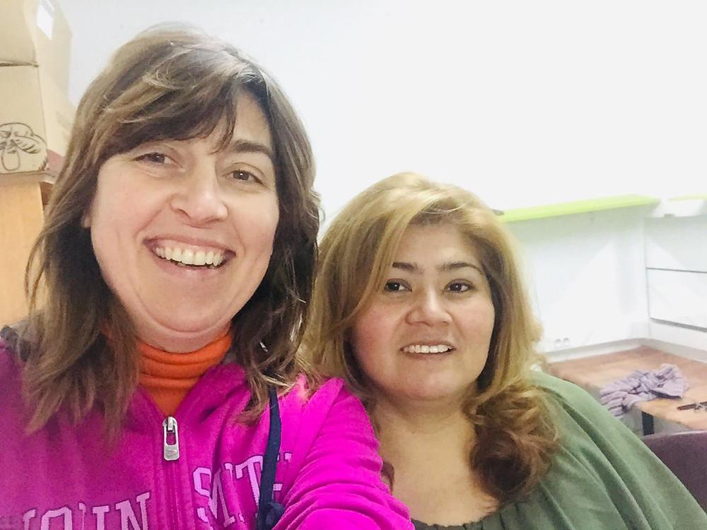 Tijeras Solidarias en Rubí