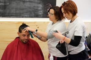 2020 - Proyecto de ayuda a personas sin recursos en Barcelona