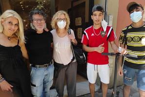2021 – Proyecto de ayuda a personas sin recursos en Barcelona