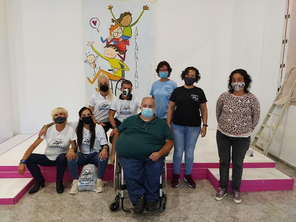 Tijeras Solidarias en Vinaròs