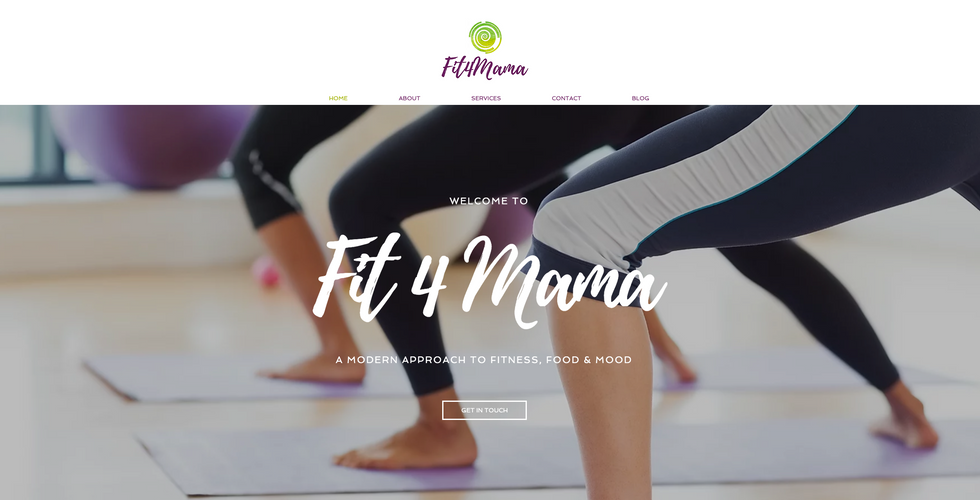 HEATHER KEATS - Health & Fitness for Mums