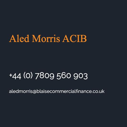 Aled Morris