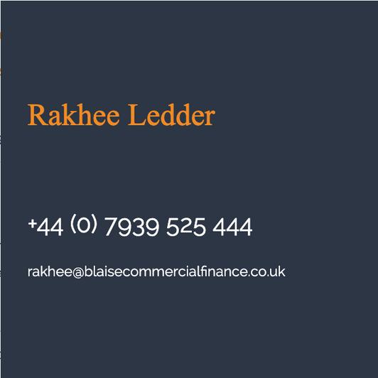 Rakhee Ledder