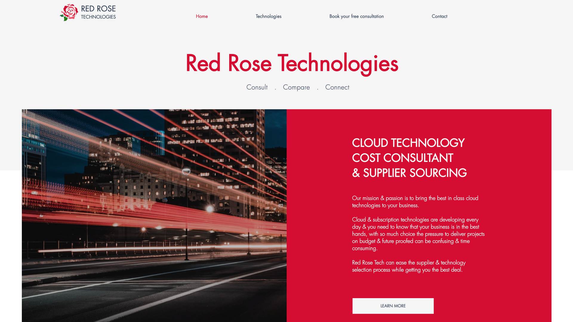 Red Rose Technologies