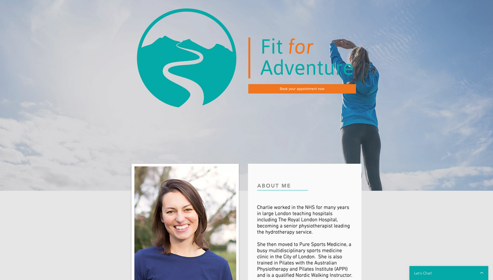 Fit for Adventure