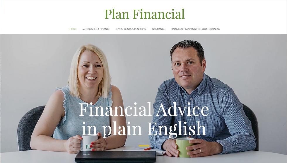 PLAN FINANCIAL