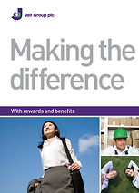 links to Jelf Employee Benefits Brochure
