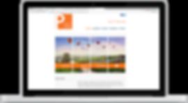 Screenshot of Phoenix Property Co Website