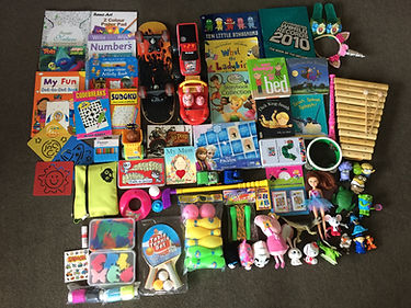 Many activities and toys for children on holiday in Queenstown NZ