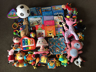 Colourful and educational toys in Queenstown accommodation New Zealand for children on holiday