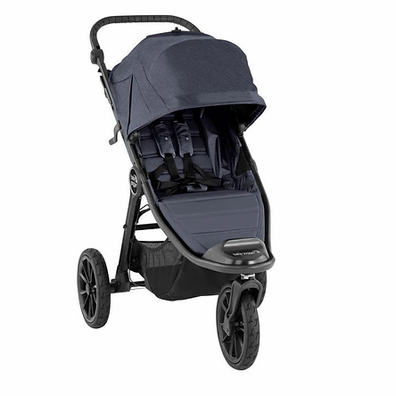 Baby Jogger City Elite 2 stroller with 3 all-terrain tyres