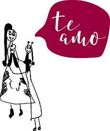 Te Amo logo Central Otago wines New Zealand
