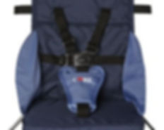 Travel feeding booster seat in Queenstown NZ