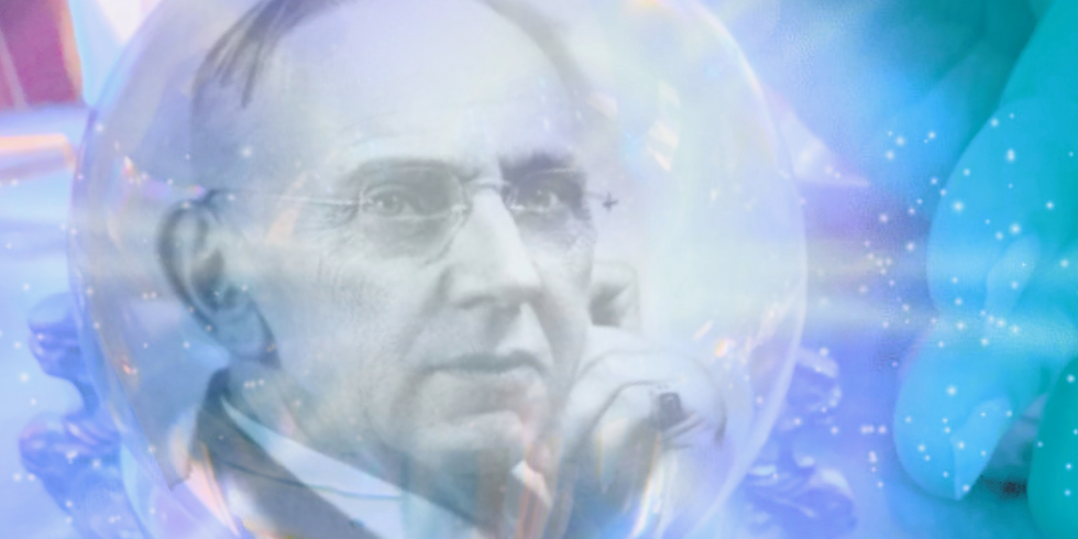 Saturday Spiritual Gift Sampler ONLINE: Edgar Cayce Teachings on Past Lives